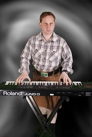 cutting edge ceilidh band keyboard